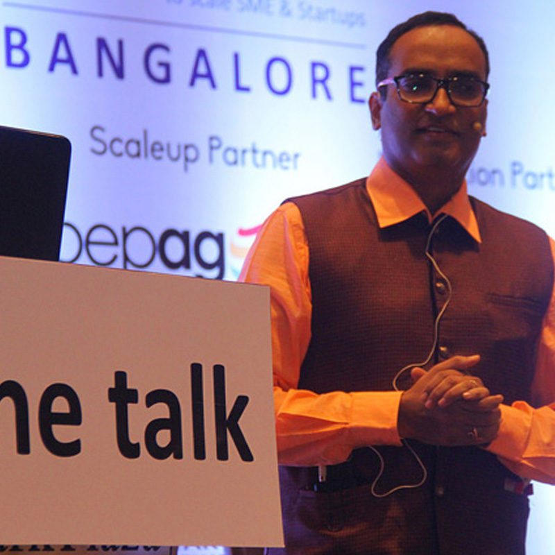 the talk - Big Ideas To Scale SME's And Startups Marathahalli, Bangalore | 16th Sept 2017
